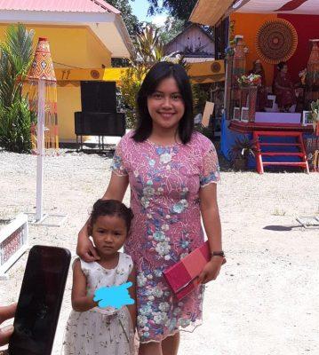 Wenny aus Indonesien, 23 Jahre alt