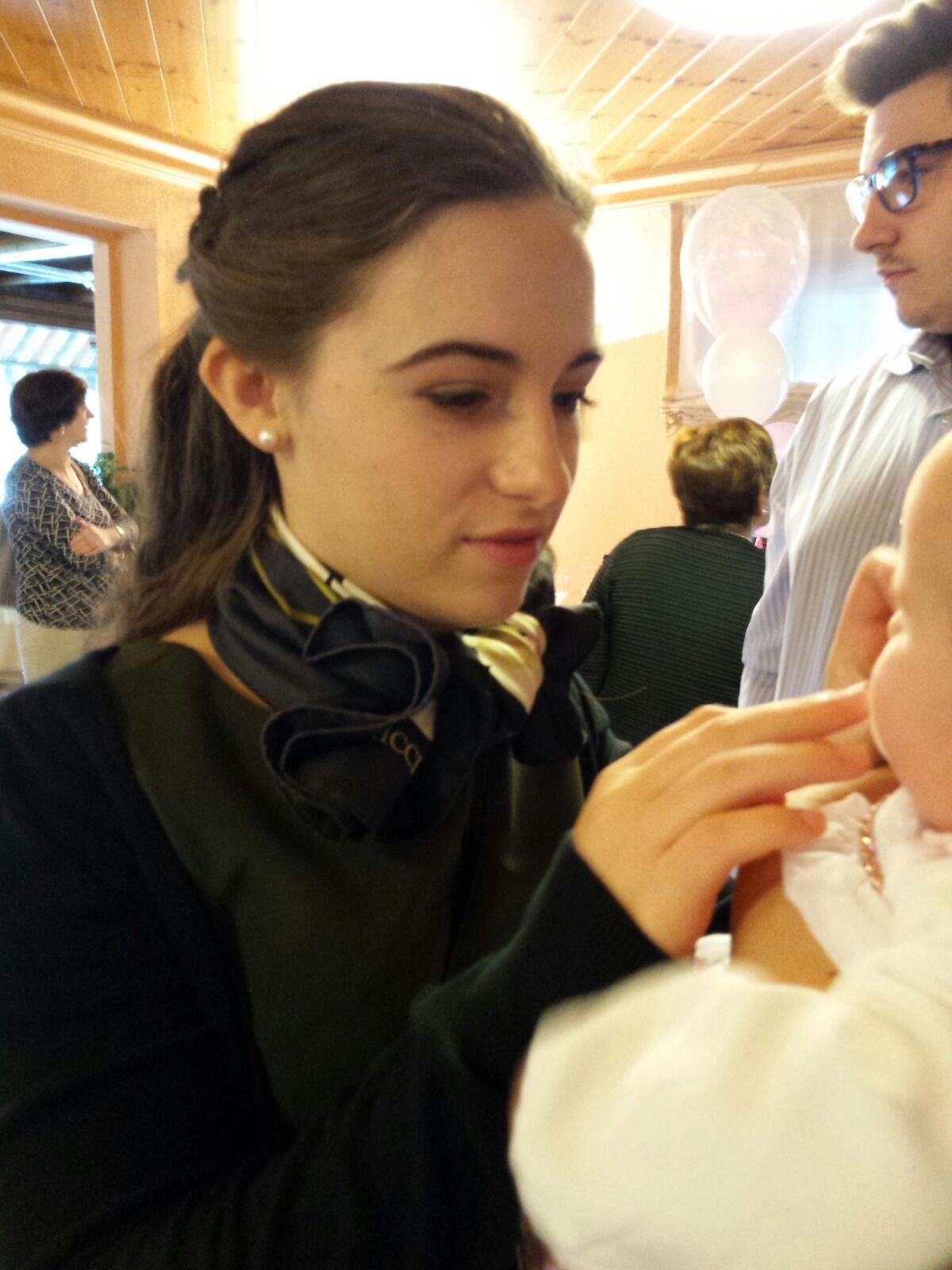 Giulia (18) aus Italien, sucht Familie für 6 Monate ab Januar 2020